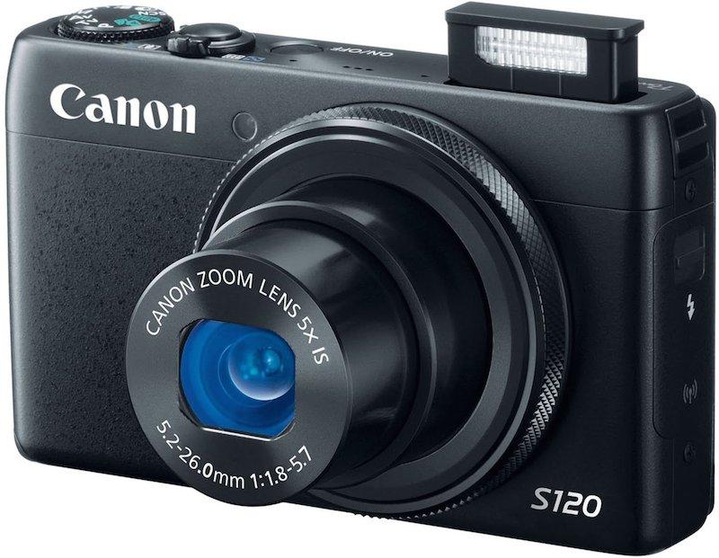 ¿Cuál es la mejor cámara semi-profesional? Canon PowerShot S120